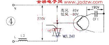 志高牌KFR-32D/A空调器控制电路详细分析
