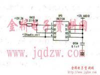 IRF7134应用电路图