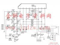 基于TDA6103的视频放大器电路图