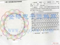 90槽10极单层叠式绕组布线接线图