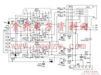 基于TDA6101的引脚图及视频放大电路图