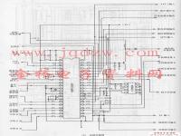 TMP87CM38N应用电路图